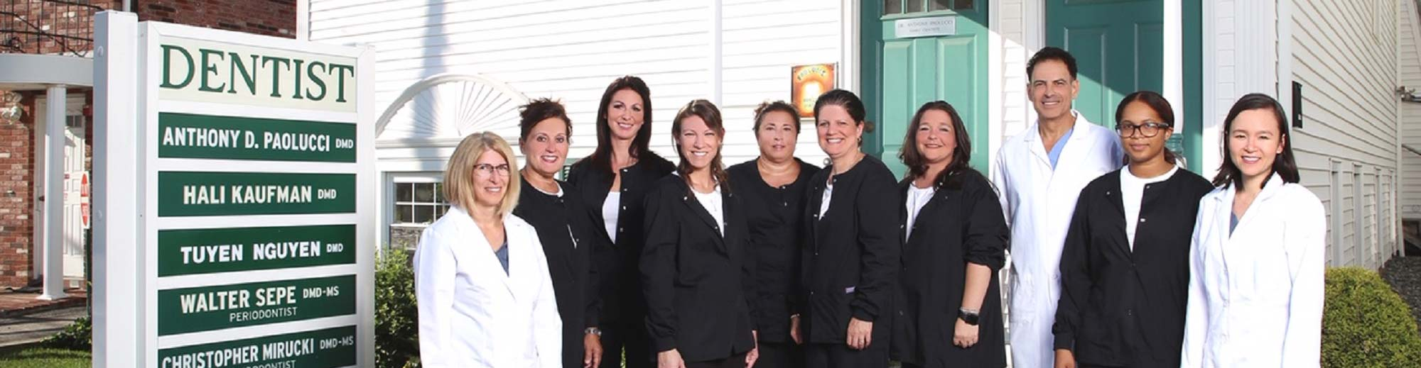 Paolucci Family Dentists | Dentist Providence RI